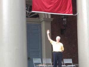 Welcome to Harvard everybody!!