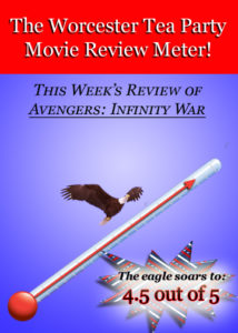 Worcester TeaParty movie review of Avengers: Infinity War
